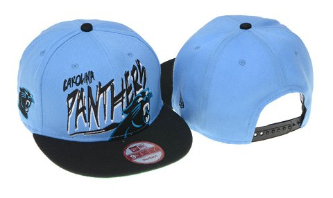 Carolina Panthers NFL Snapback Hat 60D